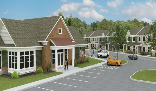 Now Leasing 1, 2, & 3 Bedrooms at The Willows at Berlin