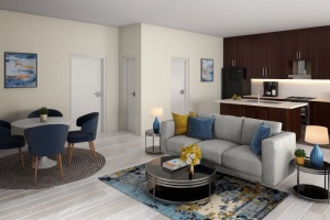 East Greenville Rendering