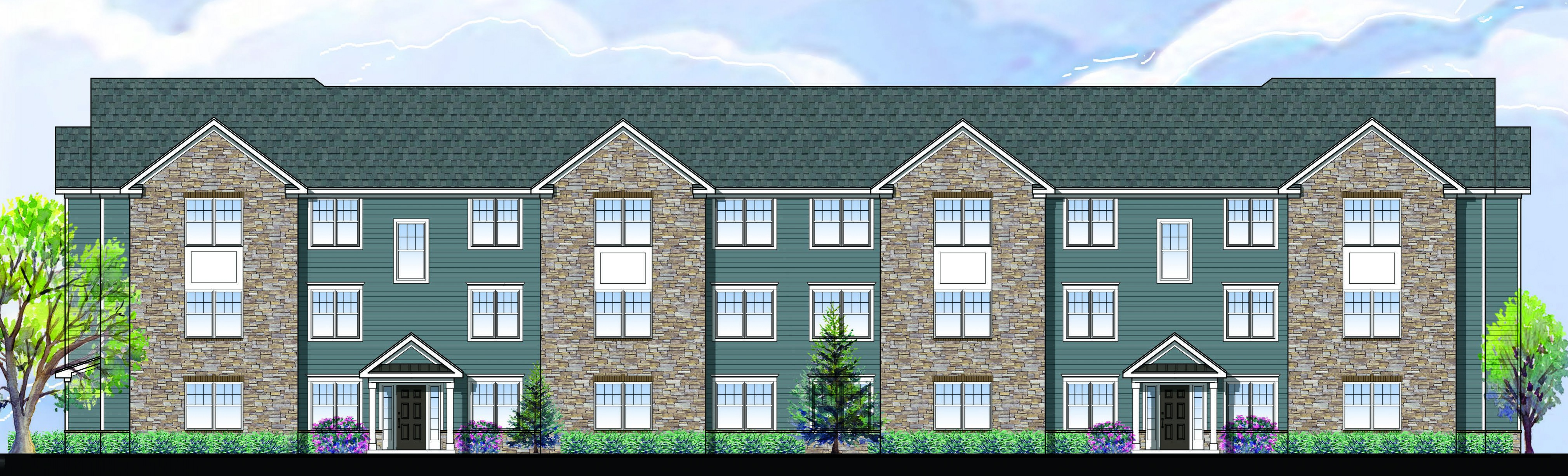 The Willows At Toms River Begins Leasing News Ingerman